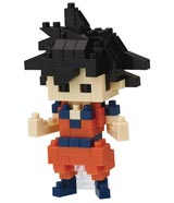 Dragon Ball Z Goku Nanoblock Set