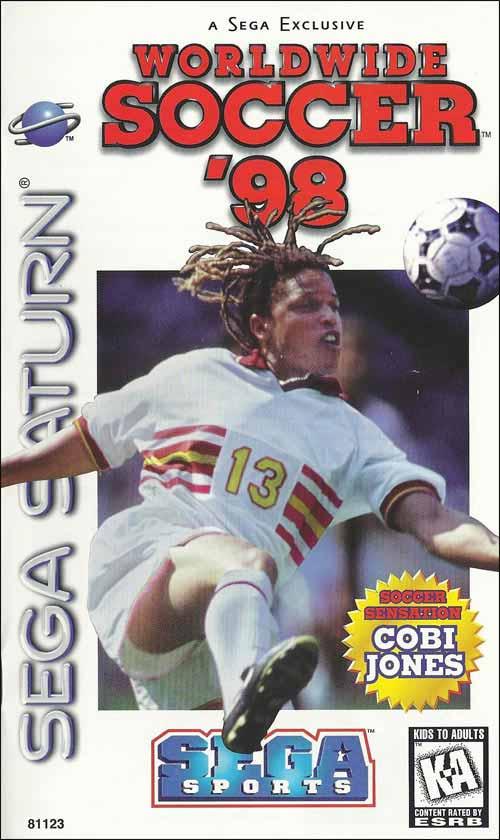 Worldwide Soccer '98