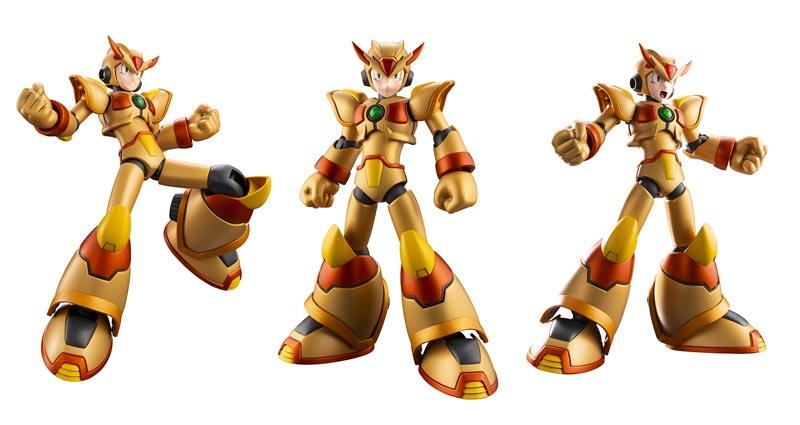 Mega Man X Max Armor Hyperchip Version Model Kit additional angles