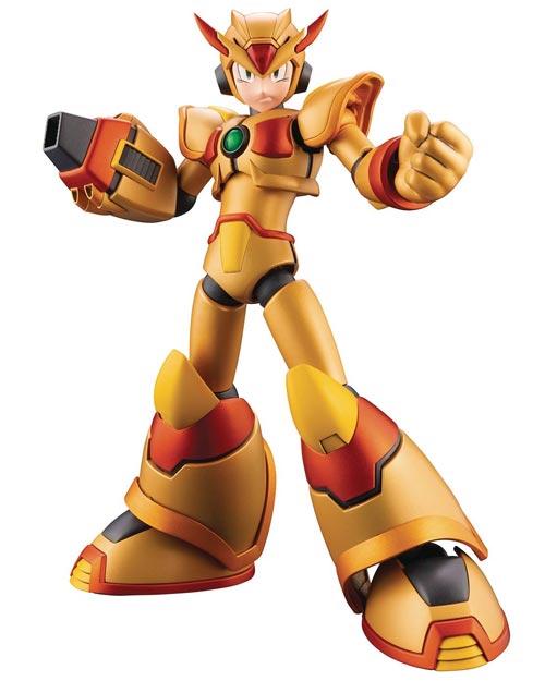 Mega Man X Max Armor Hyperchip Version 1/12 Scale Plastic Model Kit
