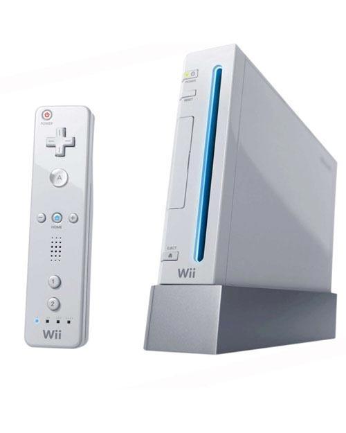 Nintendo Wii Model 1 Refurbished System White - Grade B