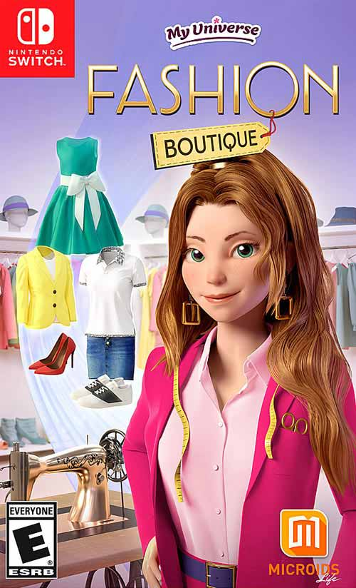 My Universe: Fashion Boutique