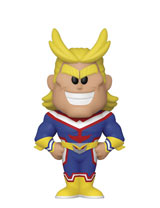 Vinyl Soda My Hero Academia All Might With GW Chase