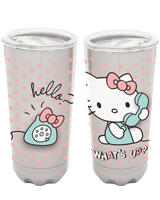 Hello Kitty What's Up 20 oz Vacuum Tumbler