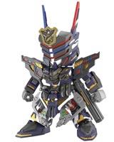 SD Gundam World Heroes 03 Sergeant Verde Buster Model Kit