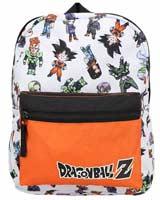 Dragon Ball Z Chibi Mini Backpack