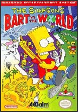 Simpsons: Bart vs. World