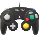 GameCube Controller Jet Black by Nintendo