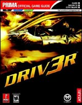 Driver 3 Official Strategy Guide