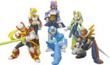 Mega Man X Collection: Mini Figure Set (6 Figures)