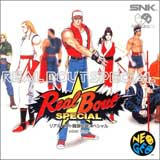Real Bout Fatal Fury Special Neo Geo CD