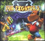 Fur Fighters Official Acclaim Strategy Guide