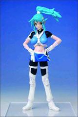 Zoids: Generations Midori SRDX PVC Figure