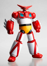 Getter Robo Getter 1 OVA Revoltech Action Figure