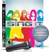 Disney Sing It Bundle