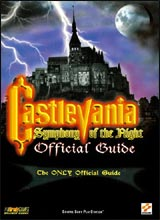 Castlevania: Symphony of the Night Official Guide