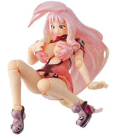 Fraulein Revoltech Queen's Blade Melona Action Figure