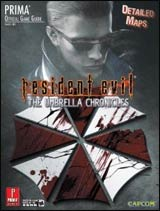 Resident Evil: The Umbrella Chronicles Official Game Guide