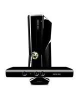 Microsoft Xbox 360 Slim 250GB Console with Kinect