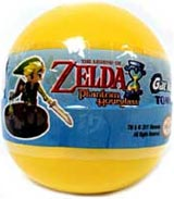 Legend of Zelda: Phantom Hourglass Buildable Gacha Figure