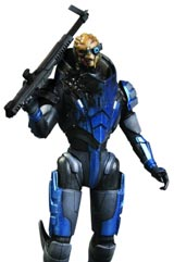 Mass Effect 3 Series 2 Garrus Action Figure