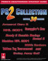 PS2 Collection Unauthorized Strategy Guide