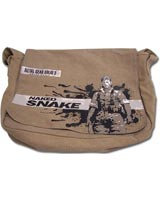 Metal Gear Solid 3 Snake Eater Messenger Bag