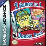 Spongebob Battle for Bikini Bottom / Nicktoons Frenzy: 2 Games in 1