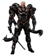 Metal Gear Solid 2 Play Arts Kai: Solidus Snake Action Figure