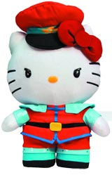 Sanrio x Street Fighter M. Bison 10