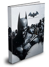 Batman Arkham Origins Official Collector's Edition Strategy Guide