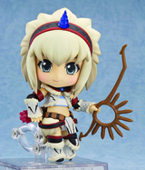 Monster Hunter: Female Hunter Kirin Nendoroid