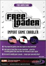 GameCube Free Loader / Freeloader Converter PAL Version