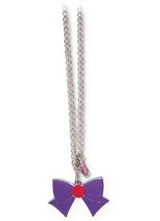 Sailor Moon Sailor Mars Ribbon Necklace