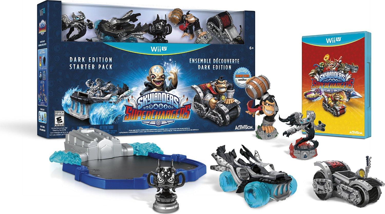 Skylanders SuperChargers Dark Edition Starter Pack