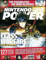 Nintendo Power Volume 198 Fire Emblem: Path of Radiance