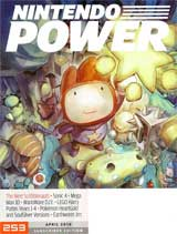 Nintendo Power Volume 253 The Next Scribblenauts