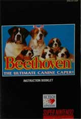 Beethoven: The Ultimate Canine Caper (Instruction Manual)