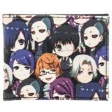 Tokyo Ghoul Multi Character Bi-Fold Wallet