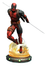 Marvel Gallery Deadpool 9 Inch PVC Figure