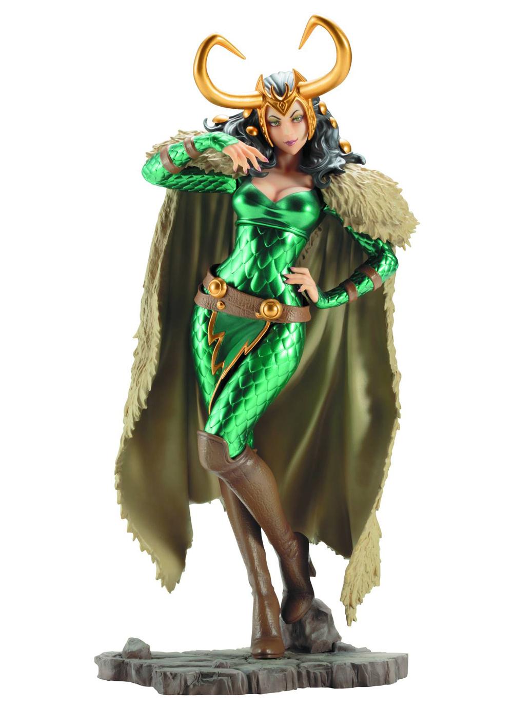 Marvel Lady Loki 1/7 Scale Bishoujo Statue