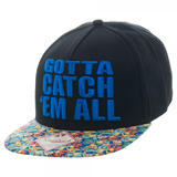 Pokemon Gotta Catch 'Em All Snapback