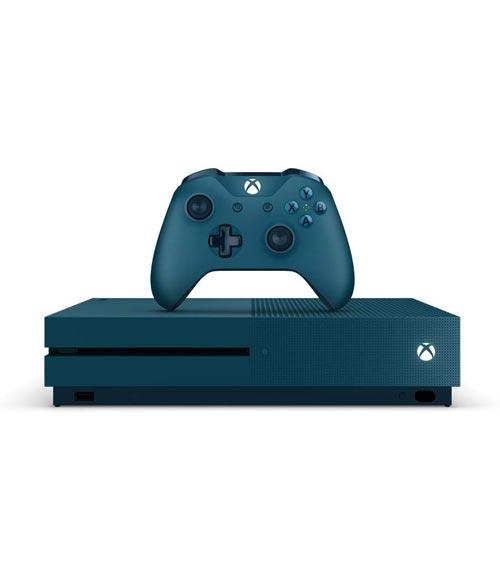Microsoft Xbox One S 500GB System (Blue)