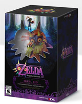 Legend of Zelda: Majora's Mask 3D Limited Edition Bundle