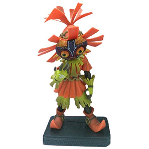 Limited edition of Skull Kid comes with Legend of Zelda: Majora's Mask 3D Limited-Edition Bundle