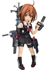 Kantai Collection Kancolle Parform: Shiratsuyu PVC Figure