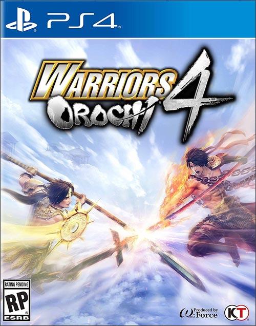 Warriors Orochi 4