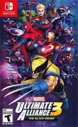 Marvel Ultimate Alliance 3: Black Order, The