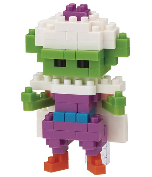 Dragon Ball Z Piccolo Nanoblock Set