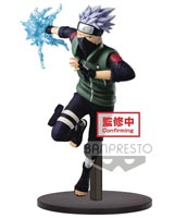 Naruto Shippuden Vibration Stars Kakashi Hatake Figure